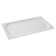 DXV Modulus Vanity Tray - Canvas White