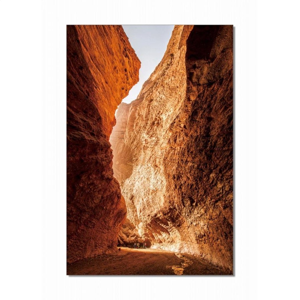 Modrest Canyon Photo On Canvas