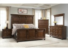 Hendrix 4 PC Queen Bedroom Set