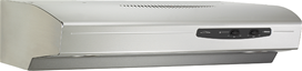 "42"", Stainless Steel, Under Cabinet Hood, 220 CFM"