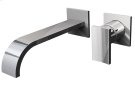 Sade Wall-Mounted Lavatory Faucet Product Image