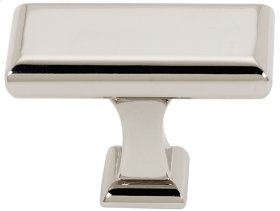 Manhattan Knob A310-58 - Polished Nickel