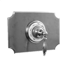 """3/4"""" Imperial Deluxe Thermostatic Shower Set with 026 Handle"""