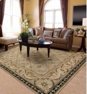 Versailles Palace Vp06 Bge Rectangle Rug 27'' X 18''
