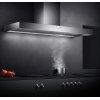 """Gaggenau 400 Series 400 Series Wall Hood Stainless Steel Width 5 7/8"""" (160 Cm)"""