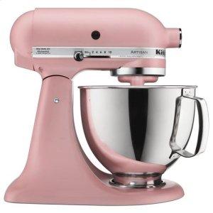 KitchenaidKitchenAid® Artisan® Series 5 Quart Tilt-Head Stand Mixer - Matte Dried Rose