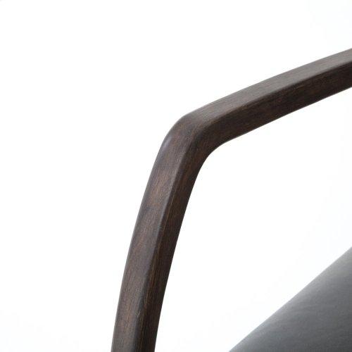 Chaps Ebony Cover Bryson Desk Chair