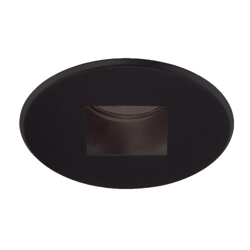 TRIM,3 1/4IN ROUND REGRESS - Black