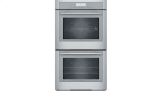30 inch Masterpiece™ Series Double Wall Oven MED302WS