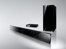 Home Theater System Sound Bar with Subwoofer SC-HTB550