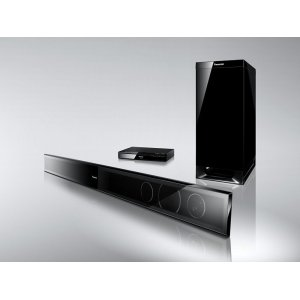 PanasonicHome Theater System Sound Bar with Subwoofer SC-HTB550