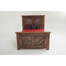 Heritage Soda Springs Bed - King Bed (complete)