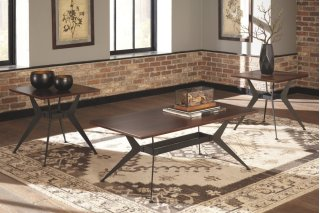 Liamburg 3 Piece Table Set
