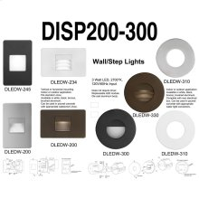 Display-dledw200/300 Series With Lights