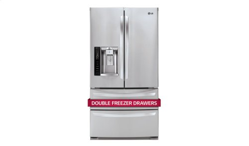 27 cu. ft. French Door Refrigerator