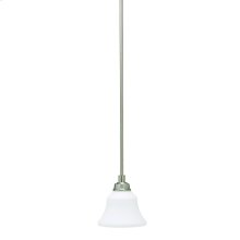 Langford Collection Langford 1 Light Mini Pendant NI