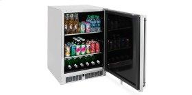 """24"""" Outdoor Beverage Dispenser, Right Hinge (LM24BFR)"""