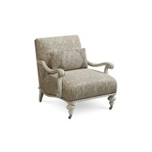 Arch Salvage Crane Accent Chair