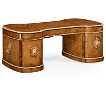 Neo-Classical Partners Desk