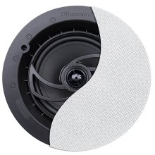 "RSF-820 8"" 2-Way High Performance Ceiling Speaker with Designer Edgeless Grille"