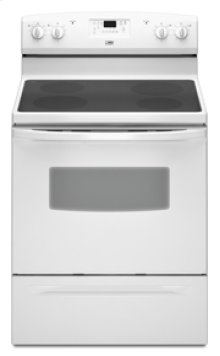 (TES355VQ) - 30 Self-Cleaning Freestanding Electric Range