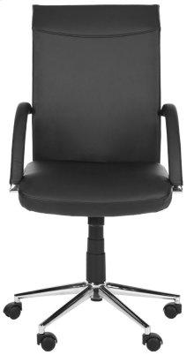 Dejana Desk Chair - Black