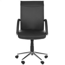 Dejana Desk Chair - Black