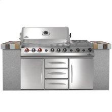 Built-in Grills BIPF600 Prestige V Series Built-in