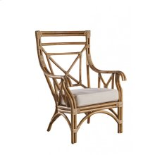Plantation Bay Occasional Chair w/cushion