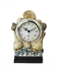 SEA SHELL CLOCK Product Image