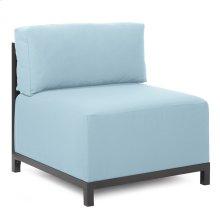 Axis Chair Seascape Breeze Titanium Frame