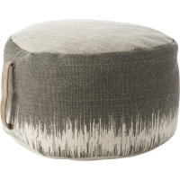 "Life Styles As263 Charcoal 20"" X 20"" X 12"" Poufs Product Image"