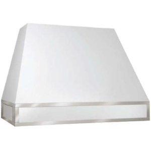 """54"""" 1200 CFM Designer Series Range Hood White"""