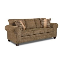 Dickens Hickory Ottoman