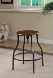 Adjustable Bar Stool Product Image