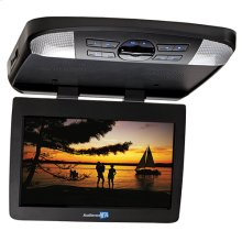 13.3 inch LED backlit monitor with built-in DVD player