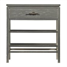 Resort - Tranquility Isle Night Stand In Dolphin