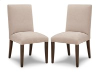 Cordova Side Chair Fabric/Bonded Leather Product Image