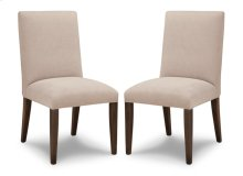 Cordova Side Chair Fabric/Bonded Leather