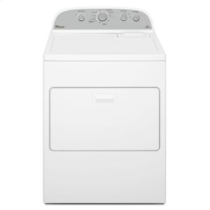 7.0 cu.ft Top Load Gas Dryer with AccuDry , Steam Refresh -