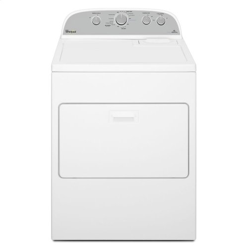 7.0 cu.ft Top Load Gas Dryer with AccuDry , Steam Refresh