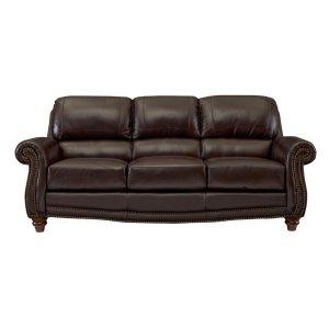 Leather Italia Usa S9922 James Sofa 2952 Tobacco