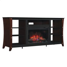 Marlin TV Stand with Electric Fireplace