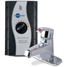 Instant Warm Handwashing System