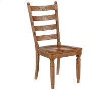 Bench Slat Back Chair