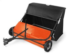 "42"" Lawn Sweeper with Spiral Brush"