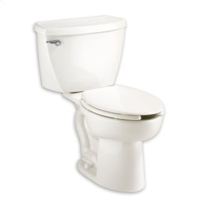 Cadet Right Height Elongated Pressure Assisted Toilet - White