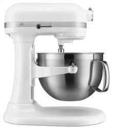 STAND MIXER - 6QT BOWL LIFT - White