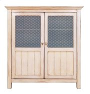 2 Wire Door Armoire Product Image