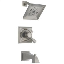 Stainless Monitor ® 17 Series Tub and Shower Trim